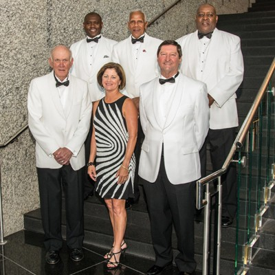 HALL OF FAMERS HONORED AT THE 2015 INDUCTION CEREMONY AND BANQUET