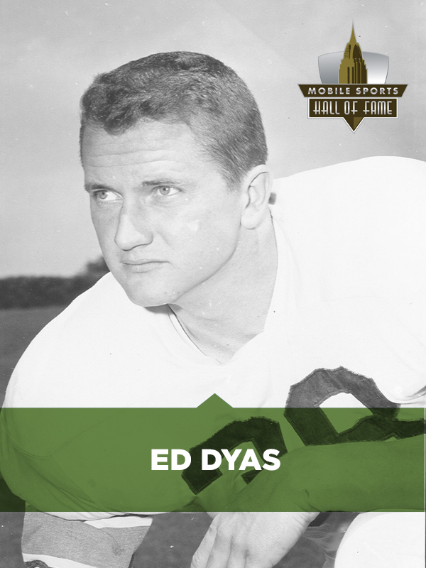 Ed Dyas