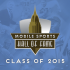 A TRACK & FIELD COLLEGIATE RECORD HOLDER HEADLINES THE LATEST CLASS OF INDUCTEES INTO THE MOBILE SPORTS HALL OF FAME.