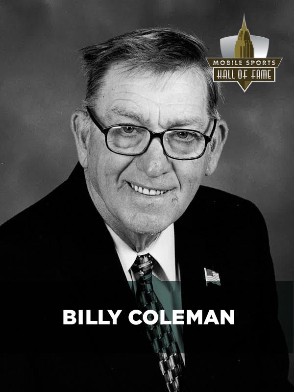 William Billy Coleman