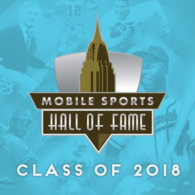 Two-time Pro Bowler, Cy Young award winner  top the Mobile Sports Hall of Fame's Class of 2018
